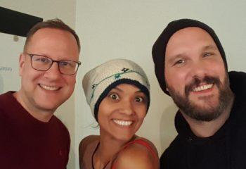 Podcast mit Lucia und Berliner Zinner featuring Mehlhose